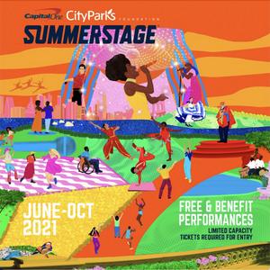 Capital One City Parks Foundation SummerStage Announces 2021 Season Lineup