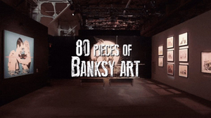 The Art of Banksy is Coming to San Francisco