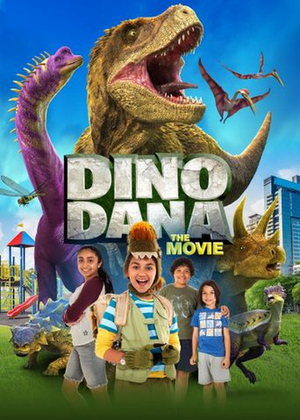 DINO DANA THE MOVIE Roars To Life In First-Ever Interactive Museum Experience