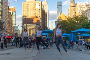 Dance Rising NYC Announces Next Hyper-Local Dance Outs Throughout Tri-State Area