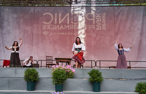 Bryant Park Picnic Performances Continues With New York City Opera's Pride in the Park