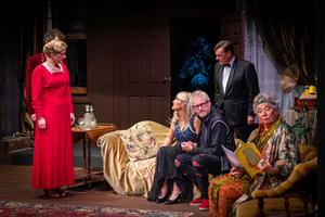 BWW Review: THE REVIVAL at Dolphin Theatre