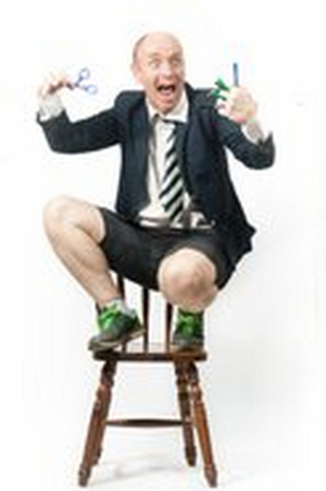 ADHD With Aaron McIlroy Runs This Month at The Drama Factory