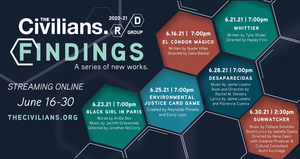 Tenth Annual R&D Group FINDINGS Series to be Presented by The Civilians