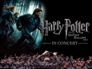 The Harry Potter Film Concert Series Returns With HARRY POTTER AND THE DEATHLY HALLOWS PART 1 in Concert