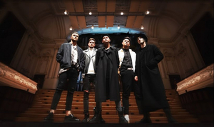 Written By Wolves Announce 'The Collab Project' EP