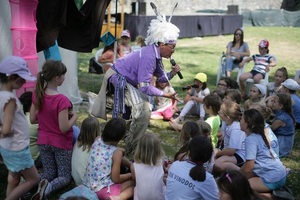 Artpark & Company Announces Free Family Saturdays