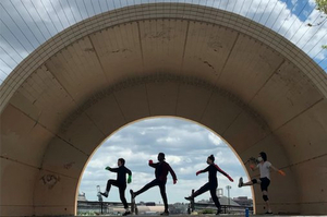 World Premiere of AMPHITHEATER to be Presented by Jody Oberfelder Projects at East River Park Amphitheater