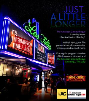 Los Feliz Theater Will Reopen in July