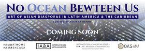 The AMA to Present 'No Ocean Between Us: Art of Asian Diasporas in Latin America & The Caribbean'