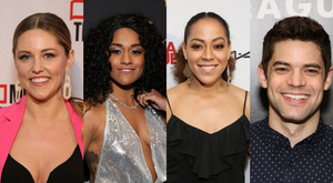 Jeremy Jordan, Ariana DeBose, and Lilli Cooper Join WRITE OUT LOUD 2020 EP