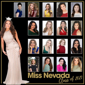 2021 Miss Nevada Competition Comes To The Orleans Showroom July 1-2
