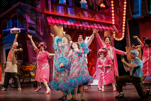 State Theatre New Jersey Announces Reopening 2021-22 Broadway Season - HAIRSPRAY, ANASTASIA & More!