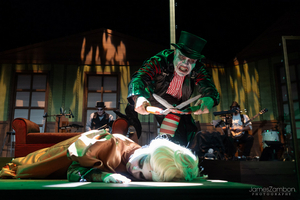 BWW Review: You've Never Seen Anything Like Jobsite Theater's SHOCKHEADED PETER