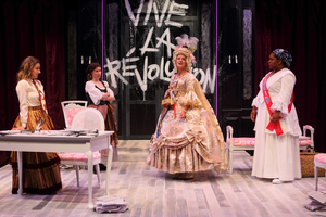 BWW Previews: THE REVOLUTIONISTS at The Human Race Theatre Company