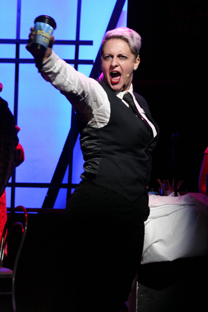 BWW Review: Take a musical trip with A BOARDING LINE at the Masque