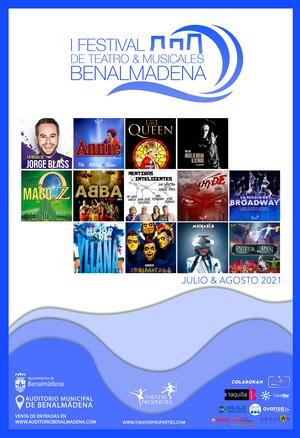 Benalmádena acoge la I Edición del Festival de Teatro y Musicales