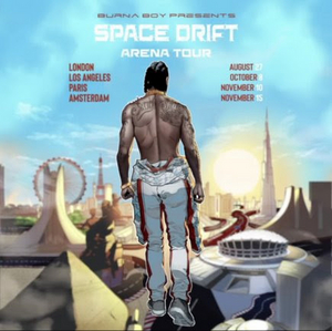 Burna Boy to Headline Hollywood Bowl For the First Time