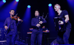 Scottish Folk-Rock Band Skerryvore to Kick Off the Majestic's Return to Live Concerts This September