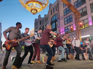 Playhouse Square Welcomes First Audiences and Announces Extension Of THE CHOIR OF MAN
