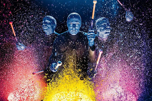 BLUE MAN GROUP Will Return Off-Broadway in September