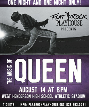 THE MUSIC OF QUEEN Will Be Performed at Flat Rock Playhouse in August
