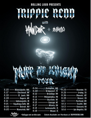 Iann Dior to Join Trippie Redd's North American Tour