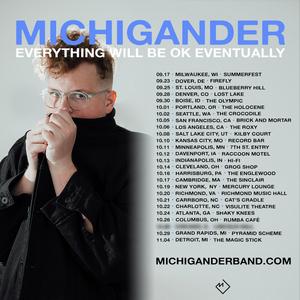 MICHIGANDER Announces Fall Headlining Tour Dates