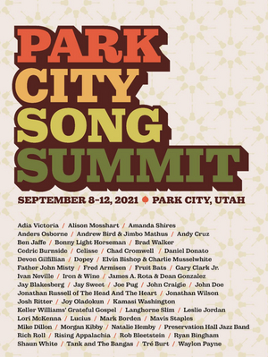 Park City Song Summit Tickets Now On-Sale