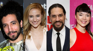Christy Altomare, Will Swenson and More to Lead Reading of New Musical ALICE IN NEVERLAND