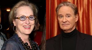 Meryl Streep & Kevin Kline to Star in Sarah Ruhl's DEAR ELIZABETH Presented by Spotlight on Plays