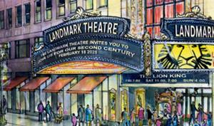 Landmark Theatre Announces 2021-22 Season
