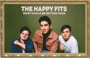 The Happy Fits Announce Additional Shows and Venue Upgrades