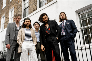 GANG OF YOUTHS Share New Single & Video 'the angel of 8th ave.'