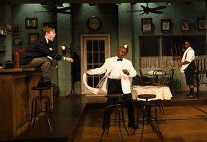 """BWW Review: """"MASTER HAROLD""""…and the Boys at Syracuse Stage"""