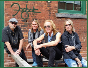 FOGHAT Celebrates 50th Anniversary With Release Of Latest Live Album '8 Days On The Road'