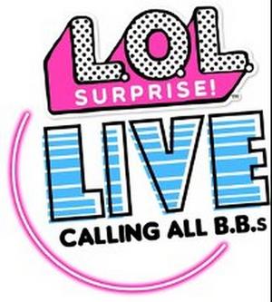 L.O.L. Surprise! Revolutionizes Family Entertainment with Launch of New Immersive Hologram Concert Tour