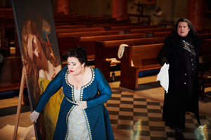 BWW Review: SEATTLE OPERA TOSCA at Home Computer Screens