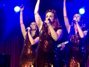 BWW Review: AMERICA'S SWEETHEARTS is a Modern Day USO Show at The Green Room 42