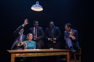 BWW Review: THE UNLIKELY SECRET AGENT is Full of Courage and Heart