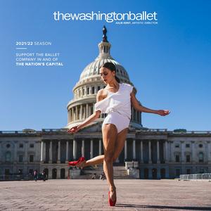 The Washington Ballet Announces 2021/22 'Season of Gratitude' Featuring THE NUTCRACKER, SWAN LAKE & More