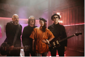 Garbage Unveil New Video 'The Creeps'
