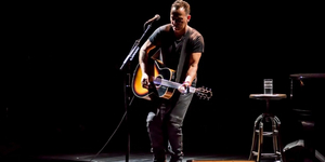 SPRINGSTEEN ON BROADWAY Will Allow Guests Vaccinated With FDA or WHO Approved Vaccine