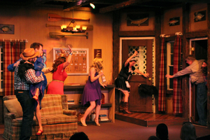 BWW Review: FARCE OF NATURE at The Off Broadway Palm