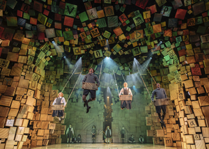 Casting Announced For MATILDA THE MUSICAL West End Return