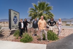 HBO's SMALL TOWN NEWS KPVM PAHRUMP Debuts August 2nd
