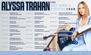 Alyssa Trahan Announces 'Baby Blues & Stilettos' Tour
