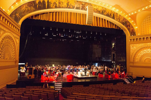 Auditorium Theatre to Reopen with The Devil's Ball in August
