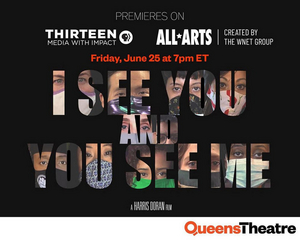 I SEE YOU AND YOU SEE ME Premieres Friday, June 25 on PBS!