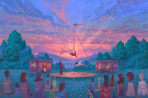 Hideaway Circus Launches Northeast Tour of STARS ABOVE